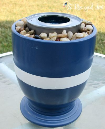 Make Your Own Small DIY Fire Pit