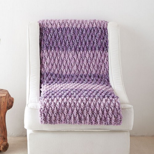 Textured Life Crochet pattern