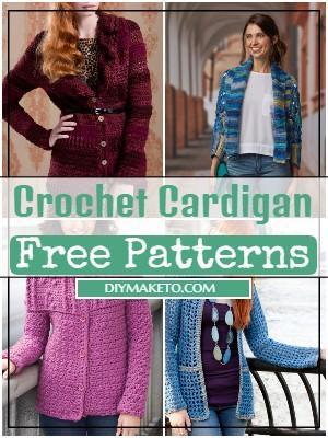 Free Crochet Cardigan Patterns 2