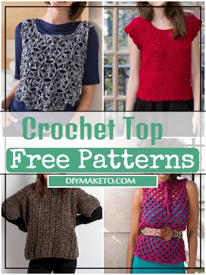 Free Crochet Top Patterns 2