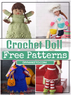 Free Crochet Doll Patterns 3